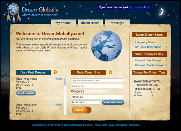 Dream Globally